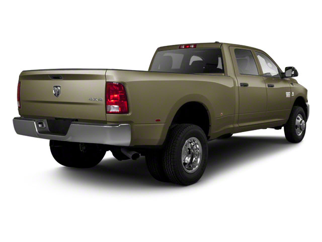 Sagebrush Pearl 2011 Ram Truck 3500 Pictures 3500 Crew Cab Longhorn 4WD photos rear view
