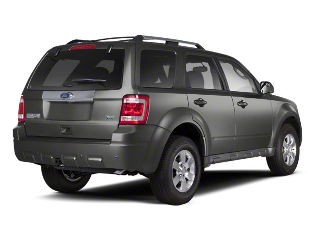 Sterling Grey Metallic 2011 Ford Escape Pictures Escape Utility 4D XLT 4WD (V6) photos rear view