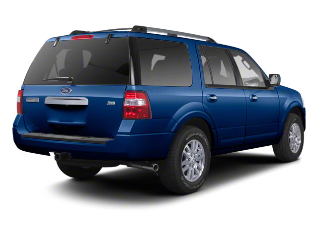 Dark Blue Pearl Metallic 2011 Ford Expedition Pictures Expedition Utility 4D King Ranch 2WD photos rear view