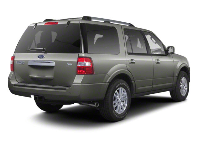 Sterling Grey Metallic 2011 Ford Expedition Pictures Expedition Utility 4D XL 2WD photos rear view