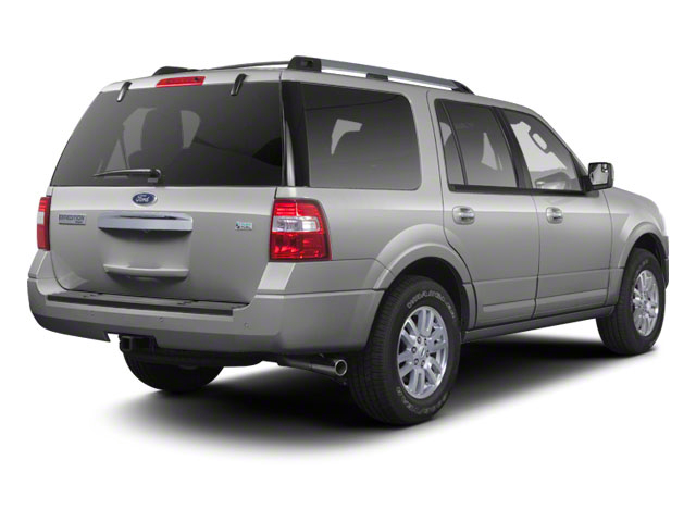 Ingot Silver Metallic 2011 Ford Expedition Pictures Expedition Utility 4D XL 2WD photos rear view