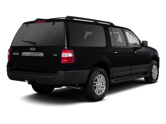 Tuxedo Black Metallic 2011 Ford Expedition EL Pictures Expedition EL Utility 4D XL 4WD photos rear view
