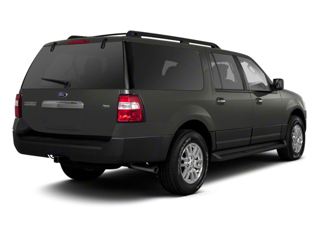 Sterling Grey Metallic 2011 Ford Expedition EL Pictures Expedition EL Utility 4D XL 4WD photos rear view