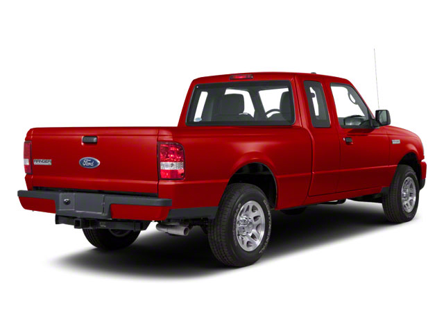 Redfire Metallic 2011 Ford Ranger Pictures Ranger Supercab 4D Sport photos rear view