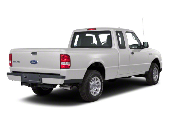 Oxford White 2011 Ford Ranger Pictures Ranger Supercab 4D Sport photos rear view