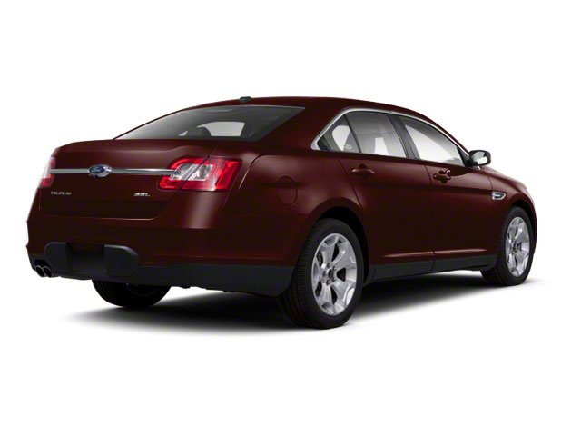 Bordeaux Reserve Red Metallic 2011 Ford Taurus Pictures Taurus Sedan 4D Limited photos rear view