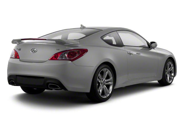 Silverstone 2011 Hyundai Genesis Coupe Pictures Genesis Coupe 2D photos rear view