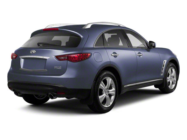 Blue Slate 2011 INFINITI FX35 Pictures FX35 FX35 AWD photos rear view