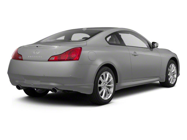 Liquid Platinum 2011 INFINITI G37 Coupe Pictures G37 Coupe 2D 6 Spd photos rear view