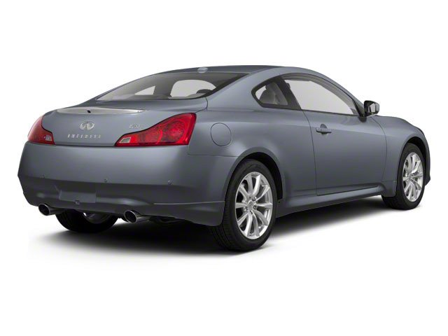 Blue Slate 2011 INFINITI G37 Coupe Pictures G37 Coupe 2D 6 Spd photos rear view
