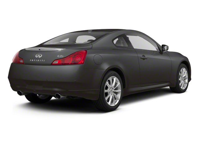Graphite Shadow 2011 INFINITI G37 Coupe Pictures G37 Coupe 2D 6 Spd photos rear view