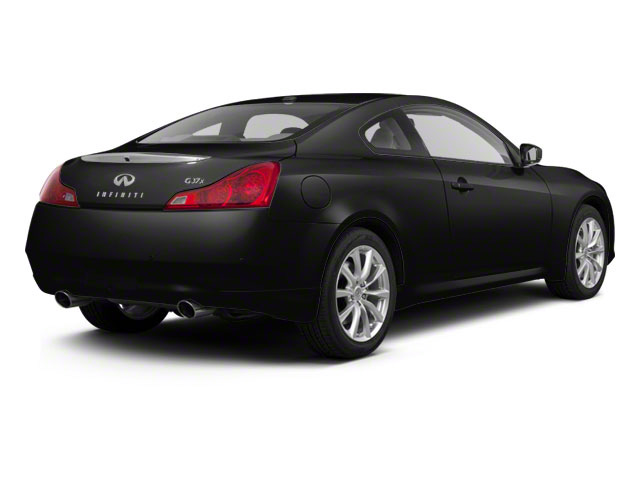 Black Obsidian 2011 INFINITI G37 Coupe Pictures G37 Coupe 2D 6 Spd photos rear view