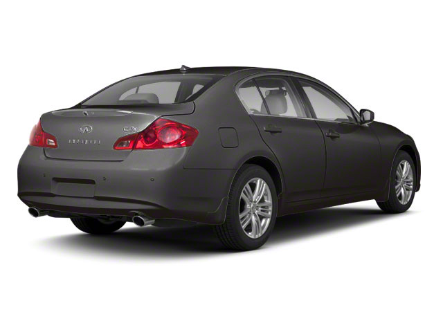 Graphite Shadow 2011 INFINITI G37 Sedan Pictures G37 Sedan 4D photos rear view