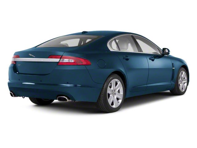 Kyanite Blue 2011 Jaguar XF Pictures XF Sedan 4D XFR Supercharged photos rear view