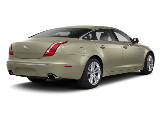 Cashmere 2011 Jaguar XJ Pictures XJ Sedan 4D L Supersport photos rear view