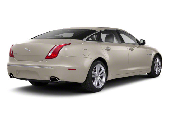 Porcelain 2011 Jaguar XJ Pictures XJ Sedan 4D L Supersport photos rear view