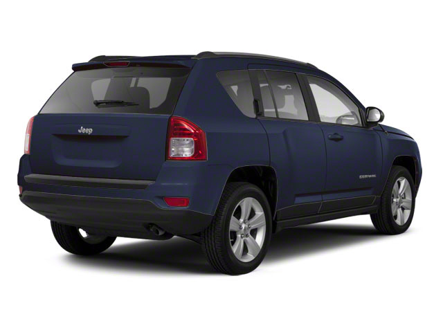 Blackberry Pearl 2011 Jeep Compass Pictures Compass Utility 4D Limited 4WD photos rear view