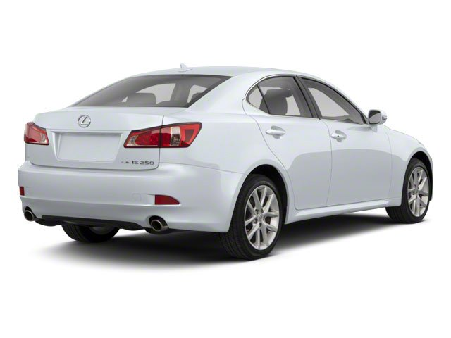 Glacier Frost Mica 2011 Lexus IS 350 Pictures IS 350 Sedan 4D IS350 photos rear view
