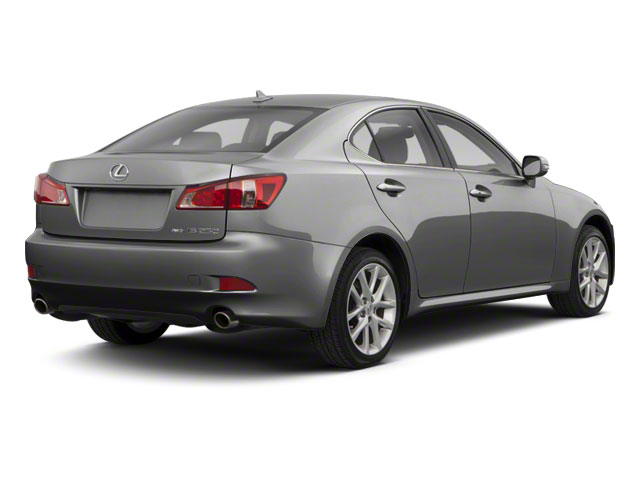 Smoky Granite Mica 2011 Lexus IS 250 Pictures IS 250 Sedan 4D IS250 photos rear view