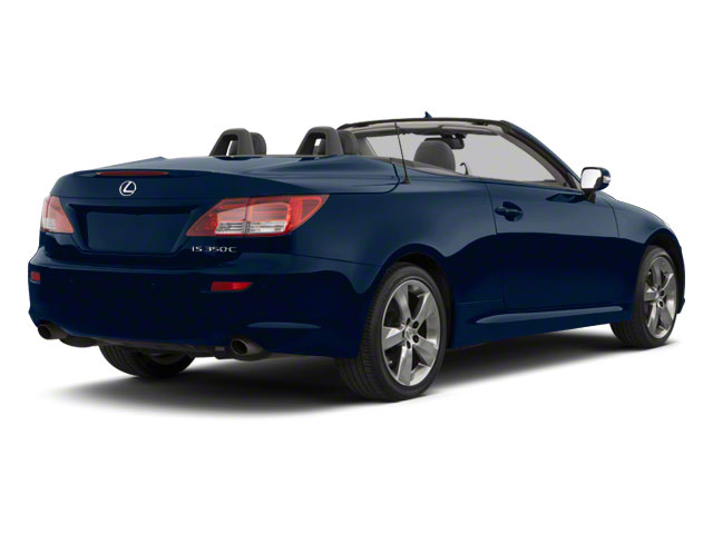 Deep Sea Mica 2011 Lexus IS 350C Pictures IS 350C Convertible 2D IS350 photos rear view