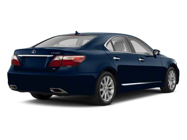 Deep Sea Mica 2011 Lexus LS 460 Pictures LS 460 Sedan 4D LS460L photos rear view