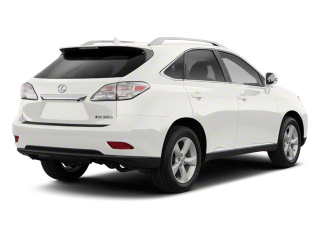 Starfire Pearl 2011 Lexus RX 350 Pictures RX 350 Utility 4D AWD photos rear view
