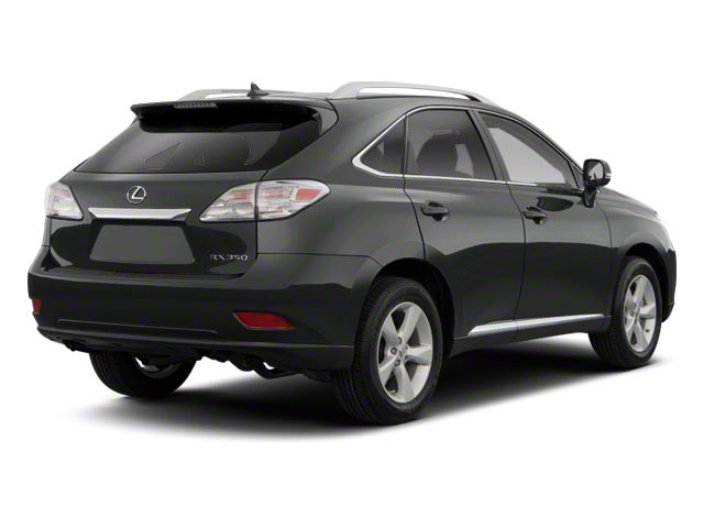 Smoky Granite Mica 2011 Lexus RX 350 Pictures RX 350 Utility 4D 2WD photos rear view