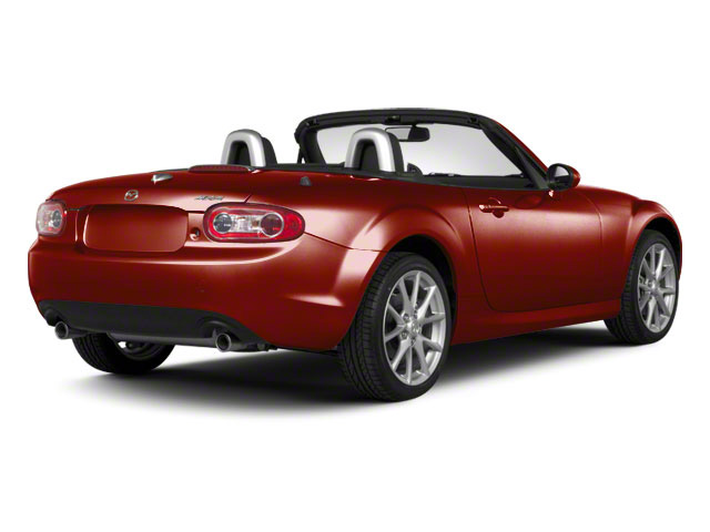 Copper Red Mica 2011 Mazda MX-5 Miata Pictures MX-5 Miata Convertible 2D Touring photos rear view