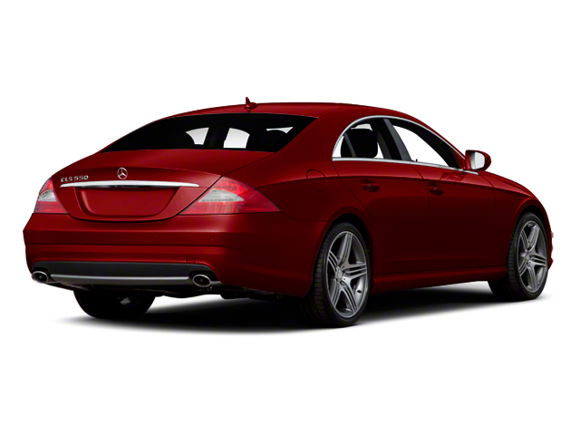 Barolo Red Metallic 2011 Mercedes-Benz CLS-Class Pictures CLS-Class Sedan 4D CLS63 AMG photos rear view