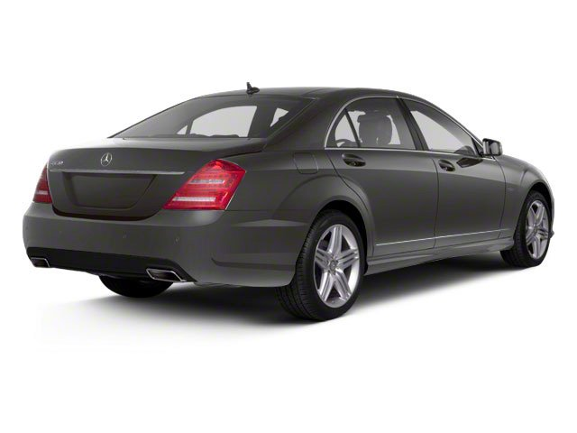 Designo Graphite Metallic 2011 Mercedes-Benz S-Class Pictures S-Class Sedan 4D S600 photos rear view