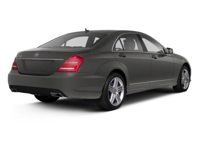 Designo Magno Platinum Matte 2011 Mercedes-Benz S-Class Pictures S-Class Sedan 4D S600 photos rear view