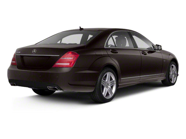 Designo Mystic Brown Metallic 2011 Mercedes-Benz S-Class Pictures S-Class Sedan 4D S600 photos rear view