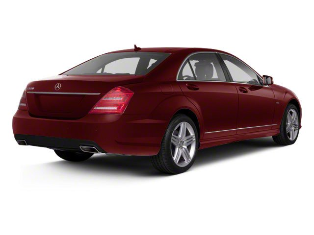 Barolo Red Metallic 2011 Mercedes-Benz S-Class Pictures S-Class Sedan 4D S600 photos rear view