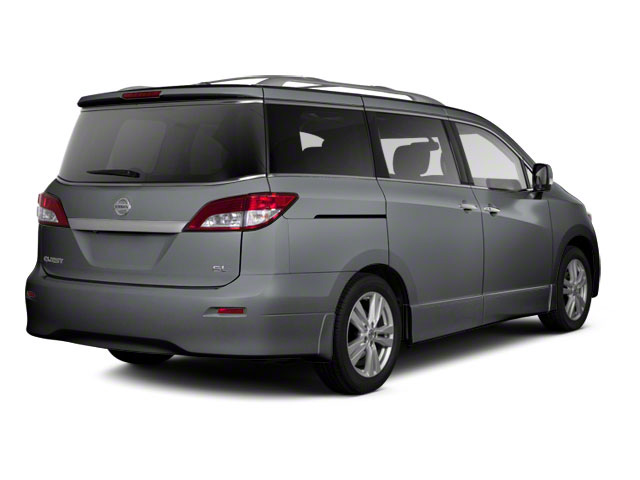 Platinum Graphite 2011 Nissan Quest Pictures Quest Van 3.5 SL photos rear view