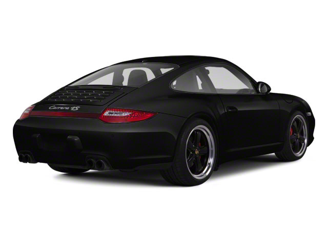 Black 2011 Porsche 911 Pictures 911 Coupe 2D 4S Targa AWD photos rear view