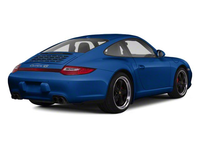 Aqua Blue Metallic 2011 Porsche 911 Pictures 911 Coupe 2D 4S Targa AWD photos rear view