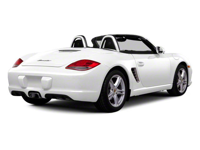 Carrara White 2011 Porsche Boxster Pictures Boxster Roadster 2D Spyder photos rear view