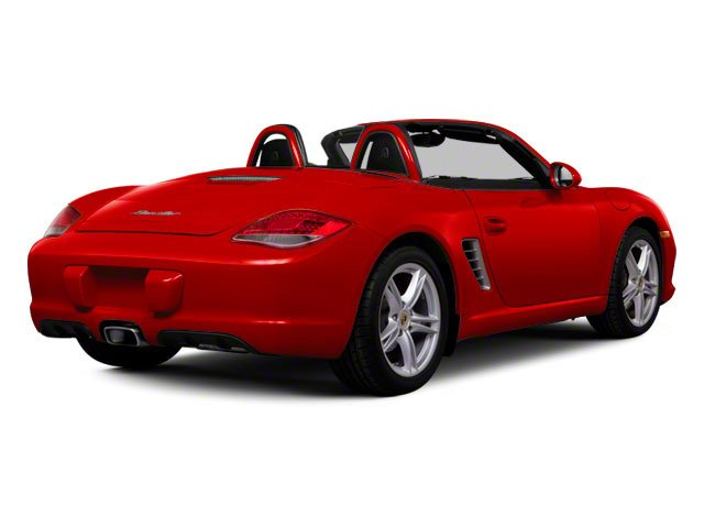 Guards Red 2011 Porsche Boxster Pictures Boxster Roadster 2D Spyder photos rear view