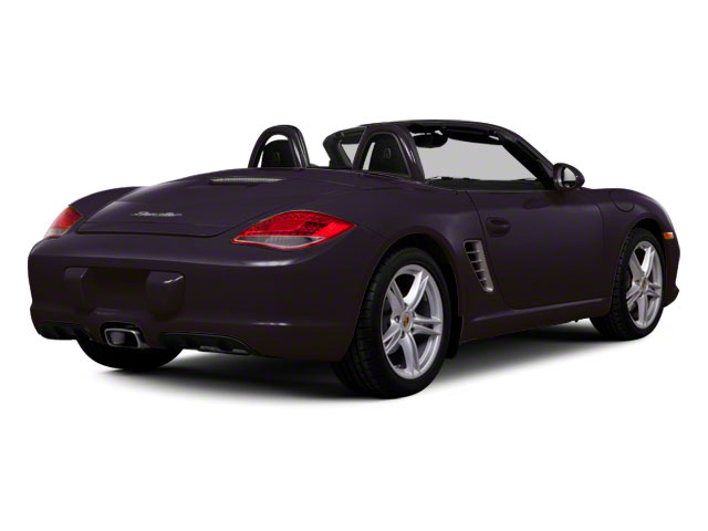 Amethyst Metallic 2011 Porsche Boxster Pictures Boxster Roadster 2D photos rear view