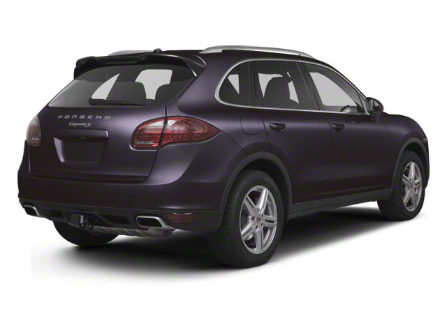 Amethyst Metallic 2011 Porsche Cayenne Pictures Cayenne Utility 4D AWD (V6) photos rear view