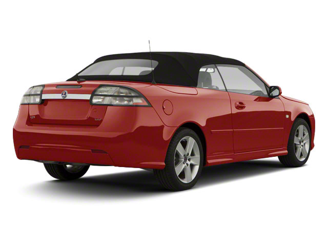 Laser Red 2011 Saab 9-3 Pictures 9-3 Convertible 2D Aero Turbo photos rear view