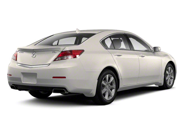 Bellanova White Pearl 2012 Acura TL Pictures TL Sedan 4D Advance photos rear view