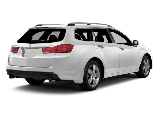 Bellanova White Pearl 2012 Acura TSX Sport Wagon Pictures TSX Sport Wagon Wagon 4D Technology photos rear view