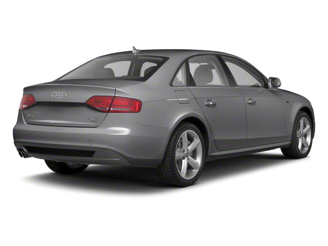 Monsoon Gray Metallic 2012 Audi A4 Pictures A4 Sedan 4D 2.0T Quattro Prestige photos rear view
