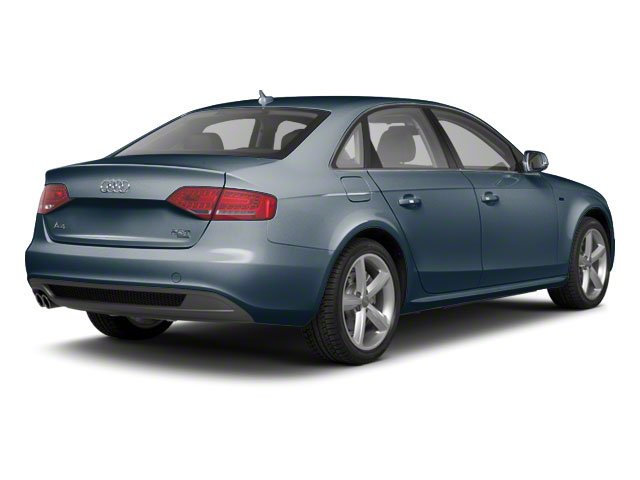 Moonlight Blue Pearl 2012 Audi A4 Pictures A4 Sedan 4D 2.0T Quattro Prestige photos rear view