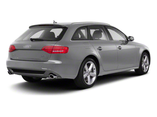 Monsoon Gray Metallic 2012 Audi A4 Pictures A4 Wagon 4D 2.0T Quattro photos rear view