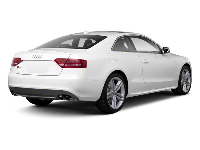Ibis White 2012 Audi S5 Pictures S5 Coupe 2D Quattro photos rear view