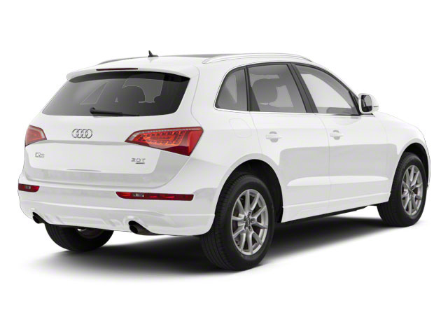 Ibis White 2012 Audi Q5 Pictures Q5 Utility 4D 2.0T Premium Plus AWD photos rear view