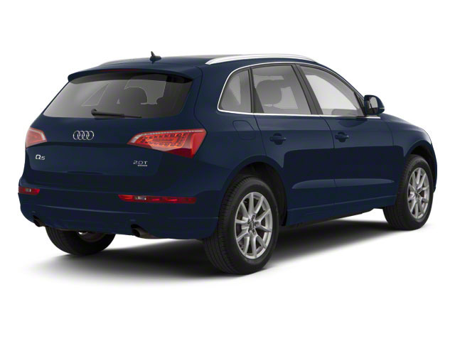 Moonlight Blue Metallic 2012 Audi Q5 Pictures Q5 Utility 4D 2.0T Premium Plus AWD photos rear view