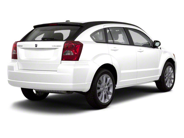 Bright White 2012 Dodge Caliber Pictures Caliber Wagon 4D SE photos rear view